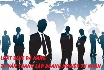 Thành lập doanh nghiệp tư nhân tại Đà Nẵng