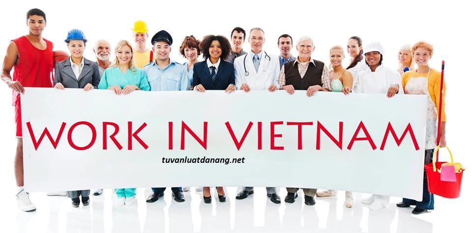 Dịch vụ xin cấp giấy phép lao động tại Đà Nẵng