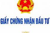 Trình tự, thủ tục xin cấp Giấy chứng nhận đăng ký đầu tư tại Đà Nẵng